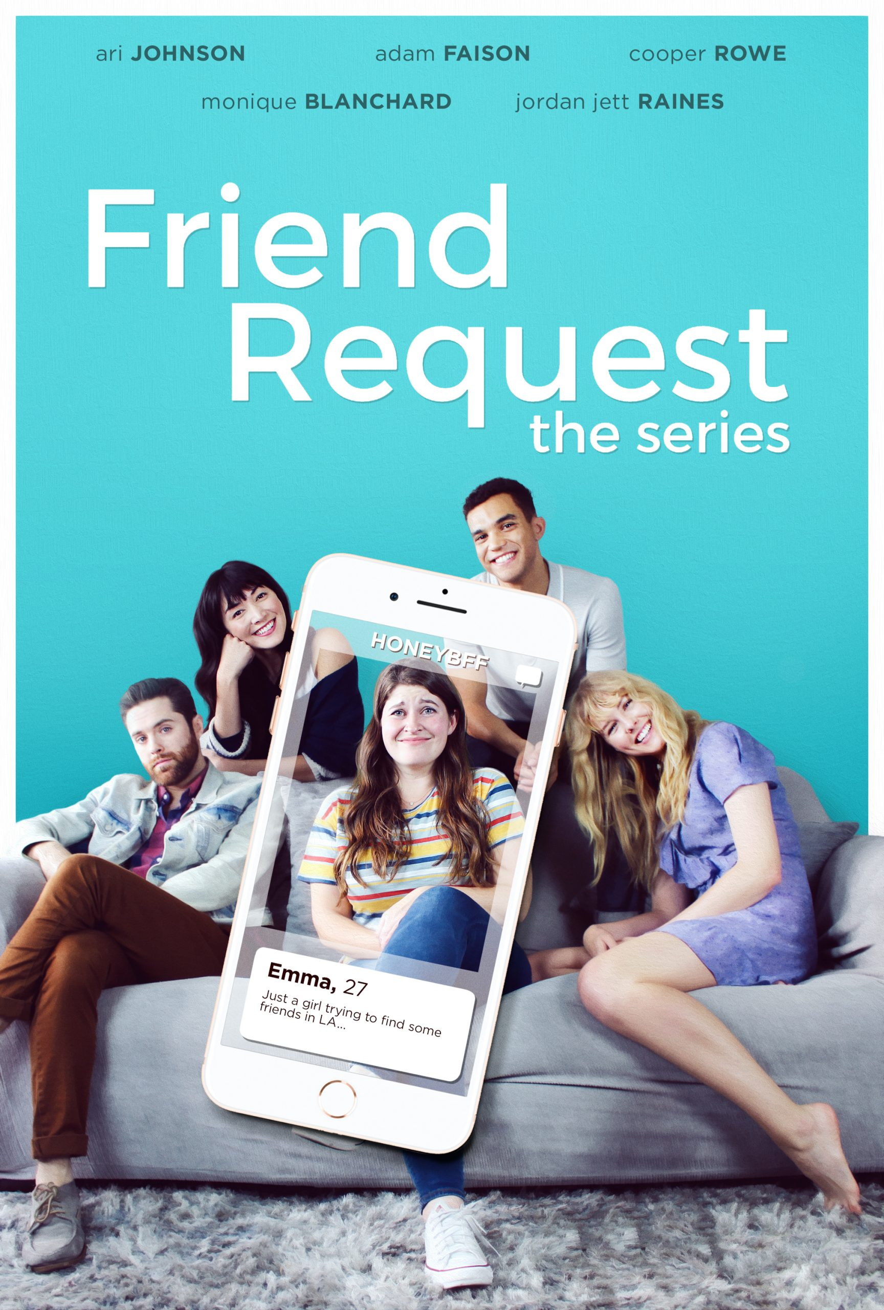 Friend Request the Series Directed by Ari Johnson